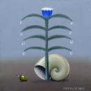 Blue vodosbor