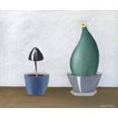 Mushroom and cactus